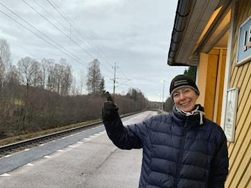 """Helena i Kil: """"Folk flyttar ju om det inte finns kollektivtrafik"""""""