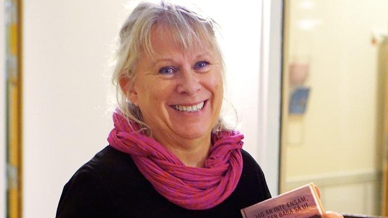 Eva Thorstensson Landin. Foto: Sirkka Jauho/Sveriges Radio.