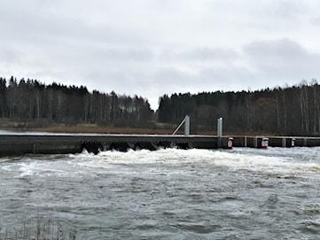 Arvika Säffle tar bort översvämningsskyddet