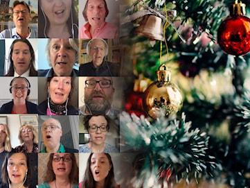 Här är julkören för dig som längtar efter att sjunga
