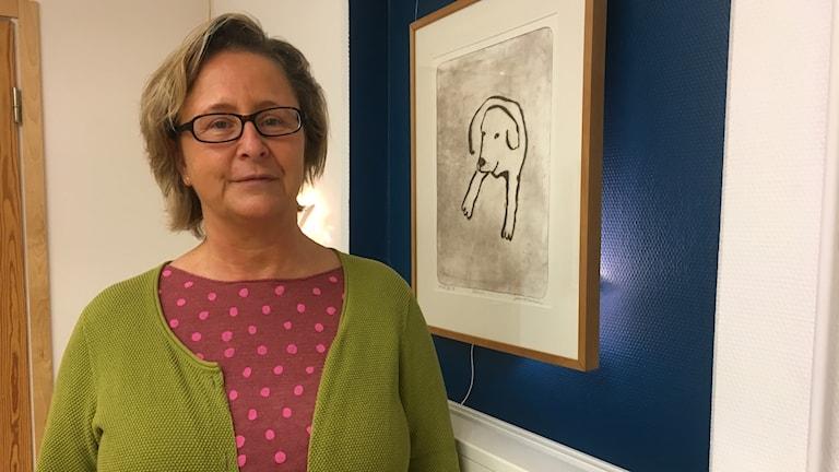 Mary Lind Dalevi är enhetschef i Kristinehamns kommun välkomnar den nya lagen.