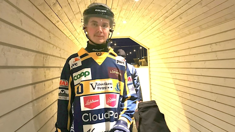 Niclas Nyqvist. Foto: Daniel Viklund/Sveriges Radio.
