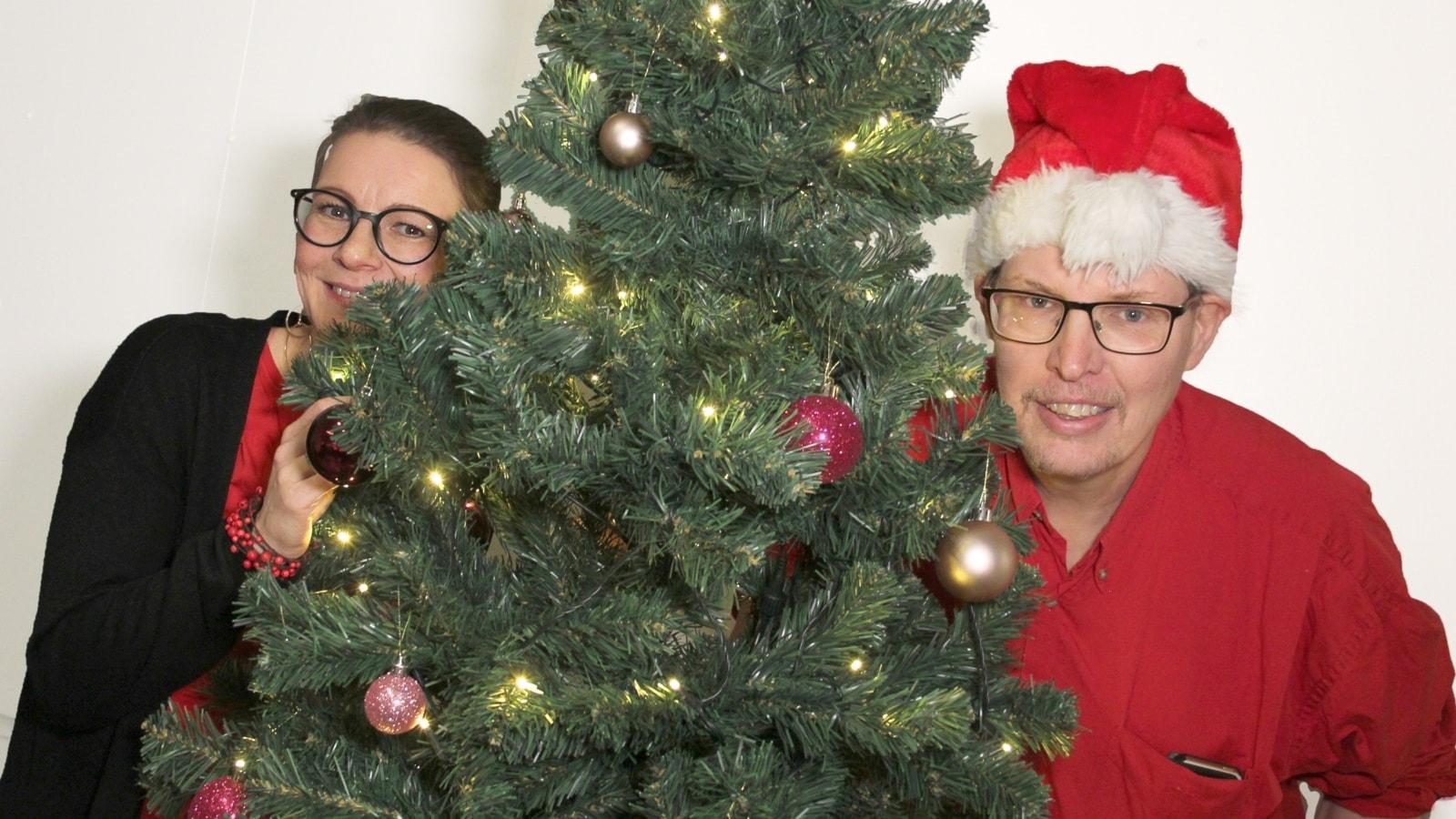 Problem med julrimmen