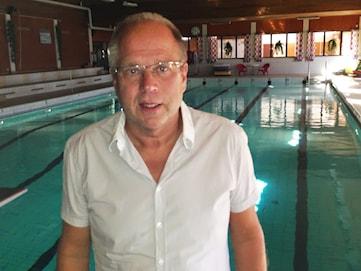 """""""Självklart ser jag mest fram emot simningen – den är en högtidsstund"""""""