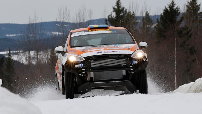 Dennis Rådström. Foto: Micke Fransson/TT.