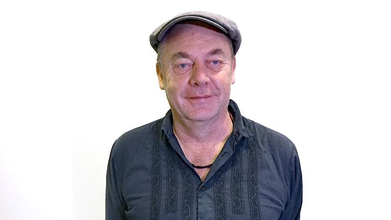 Ulf Mellström, Karlstads universitet. Foto: Anna Lingsell/Sveriges Radio.