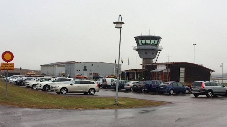 Flygplatsen i Torsby
