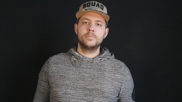 Christian Karlsson. Foto: Lars-Gunnar Olsson/Sveriges Radio.