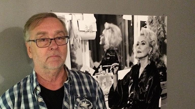 Leif Andersson. Foto: Sven Westerdahl/Sveriges Radio.