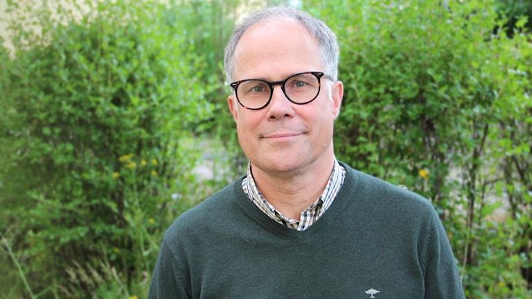 Torbjörn Larsson. Jonas Westerlund/Sveriges Radio.