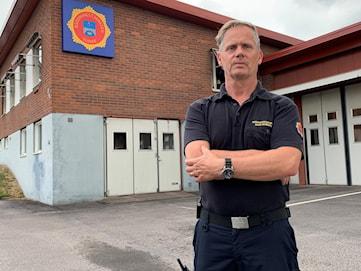 Räddningsledaren: Lastbilsbranden kunde ha orsakat stor skogsbrand