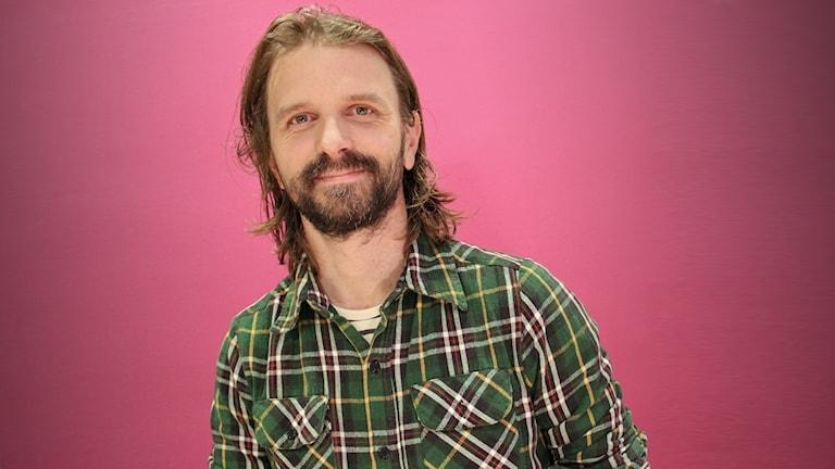 Sebastian Grönkvist. Foto: Lars-Gunnar Olsson/Sveriges Radio