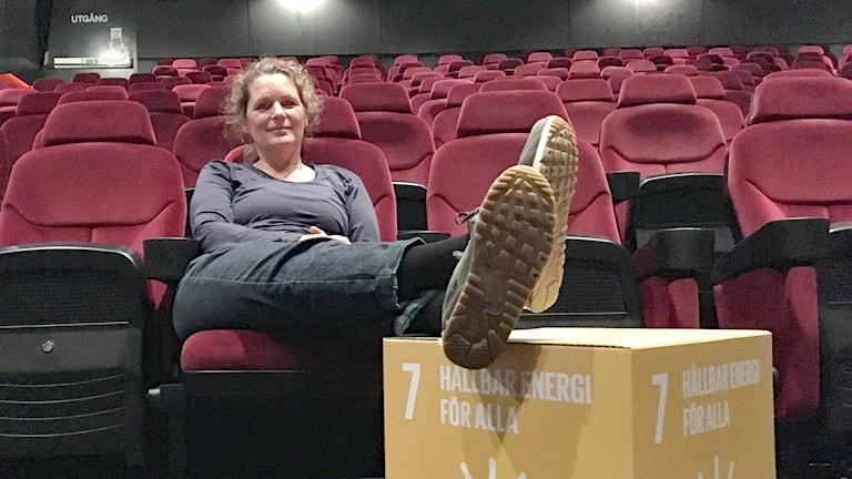 Nina Rahm. Foto: Gustav Jacobson/Sveriges Radio.