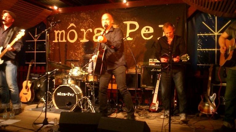 môra-Per. Foto: Bengt Höglind/ SR Värmland