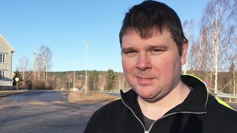 Benny Linderoth. Foto: Jonas Hansson/Sveriges Radio.