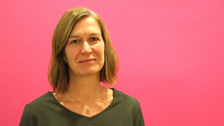 Monica Carlsson, verksamhetsutvecklare onkologen