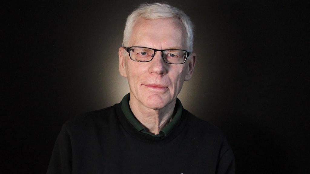 Hans Lödén. Foto: Lars-Gunnar Olsson/Sveriges Radio.