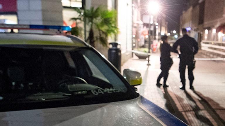Misstänkt rånförsök i Degerfors.