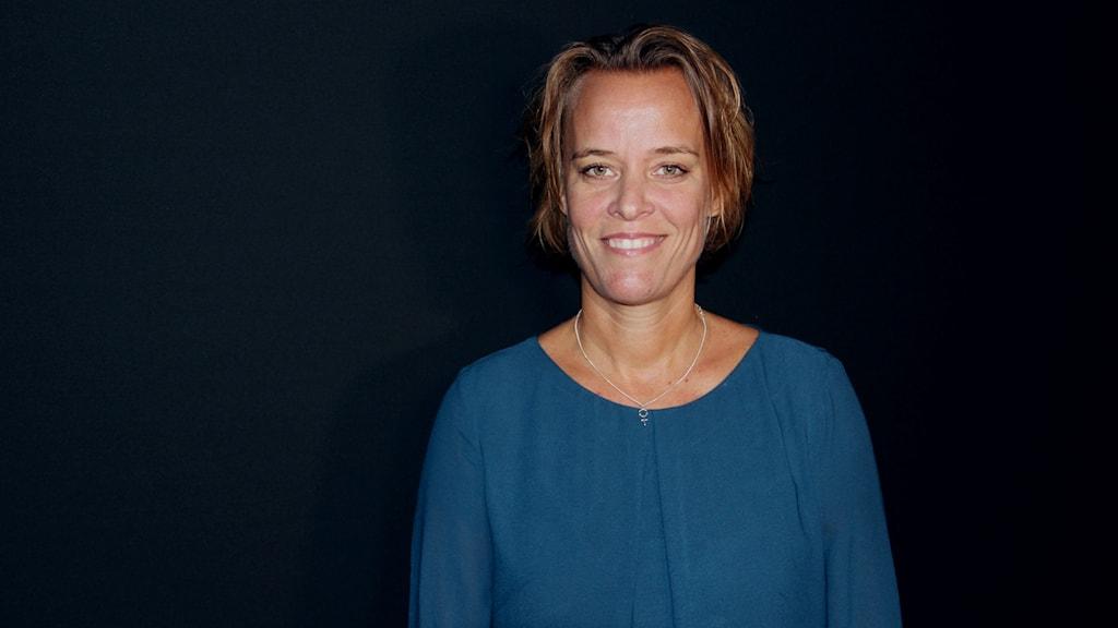 Jessica Granbom, avdelningschef för integration, försörjning och arbete på Karlstads kommun