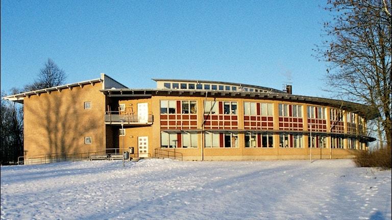 Herrgårdsgymnasiet. Foto: Säffle kommun