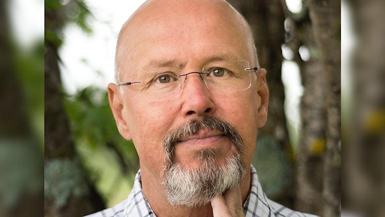 Thomas Nilsson, psykolog. Foto: Calle Bergstrand.