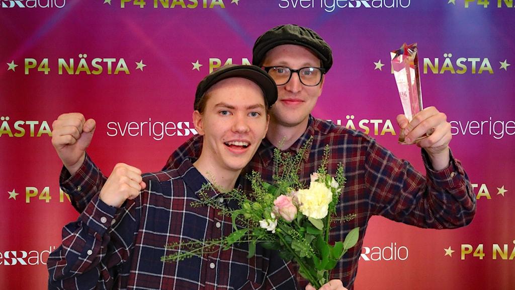 P4 Nästa 2021, BERA. Foto: Örjan Bengtzing/Sveriges Radio