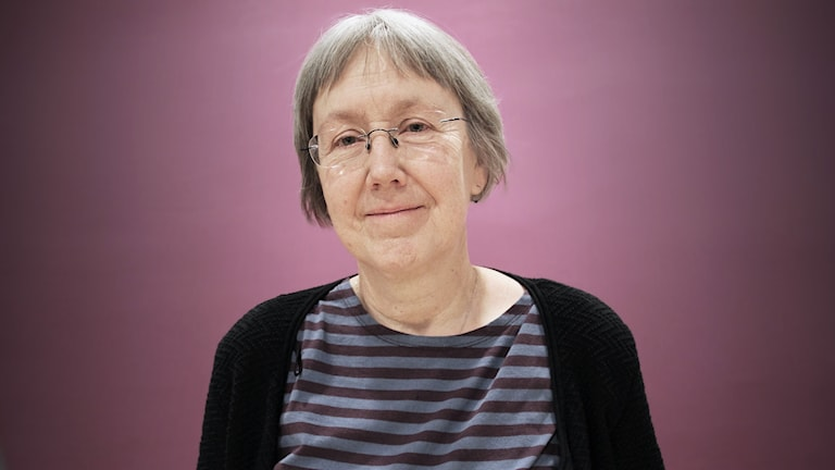 Karin Bengtsson, programledare för speciallärarprogrammet på Karlstads universitet. Foto: Lars-Gunnar Olsson/Sveriges Radio.