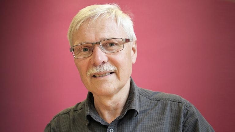 Benny Ahremark Persson, Centerpartiet. Foto: Lars-Gunnar Olsson/Sveriges Radio.