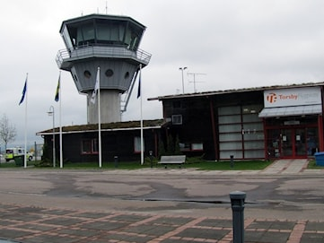 Hållbara flyglinjer ska utredas av Torsby kommun