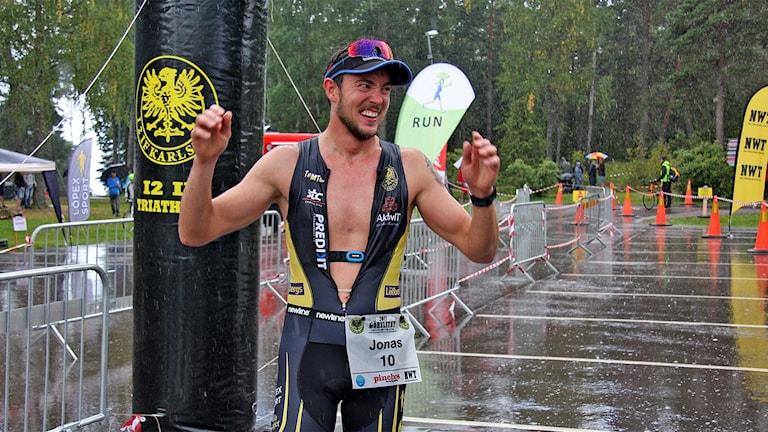 Jonas Harjula/I2 IF Karlstad. Foto Örjan Bengtzing