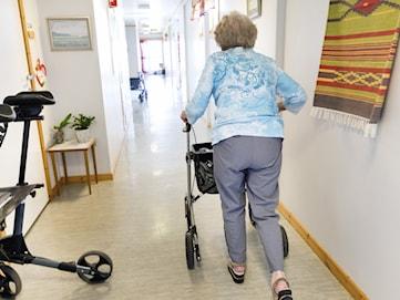 Äldreboende i Årjäng inför tillfälligt besöksförbud