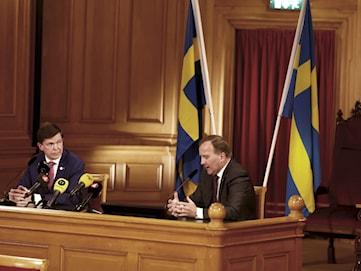 Heta känslor om vem som ska leda Sverige