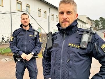 Civila utredare blir poliser