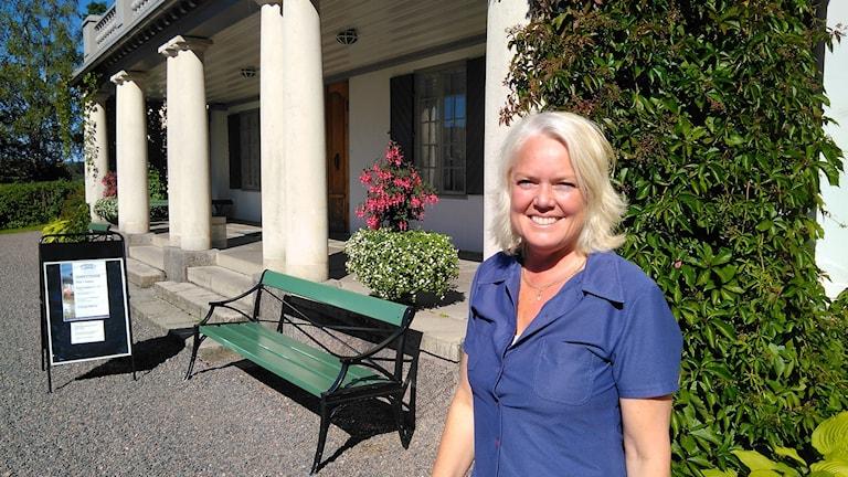 Irene Henriksson ny intendent på Mårbacka.