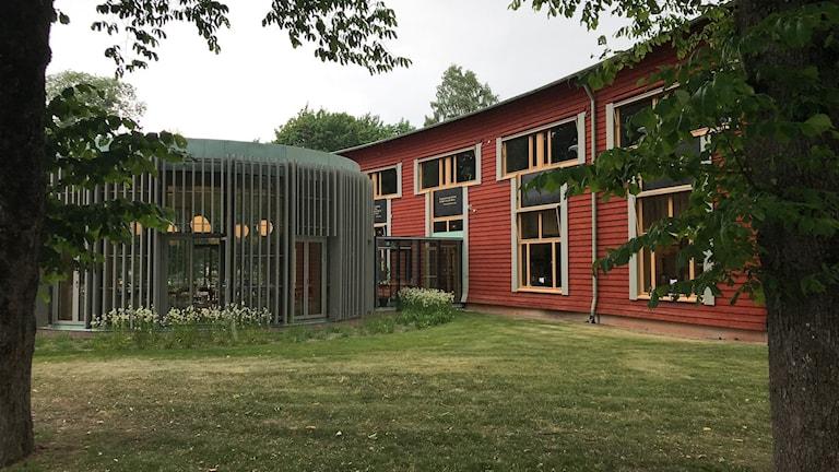 Värmlands museums nya paviljong, byggd 2019.