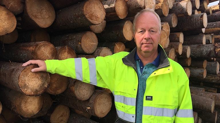 Björn Sjöberg. Foto: Gustav Jacobson/Sveriges Radio