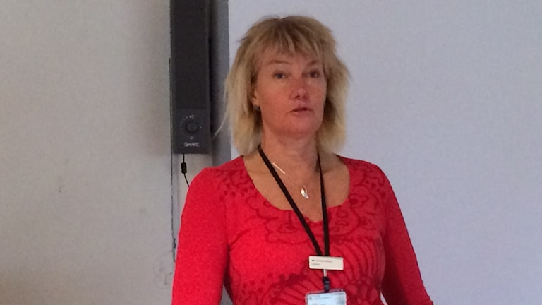 Elisabeth Karlsson.