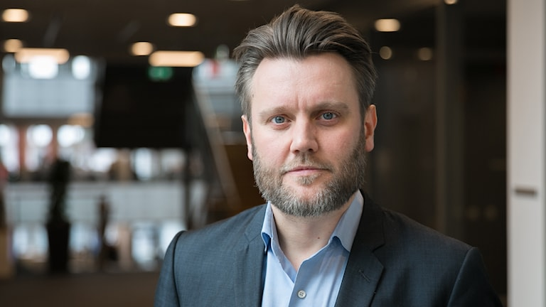 Kjell-Terje Torvik, verksamhetsexpert Migrationsverket. Foto: Migrationsverket.