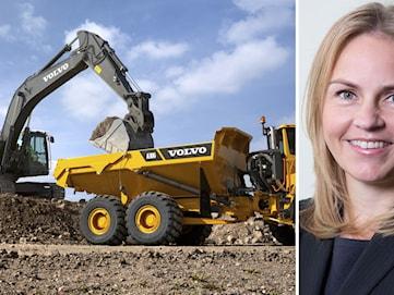 Storbritanniens avtal med EU kan påverka leveranserna för Volvo CE