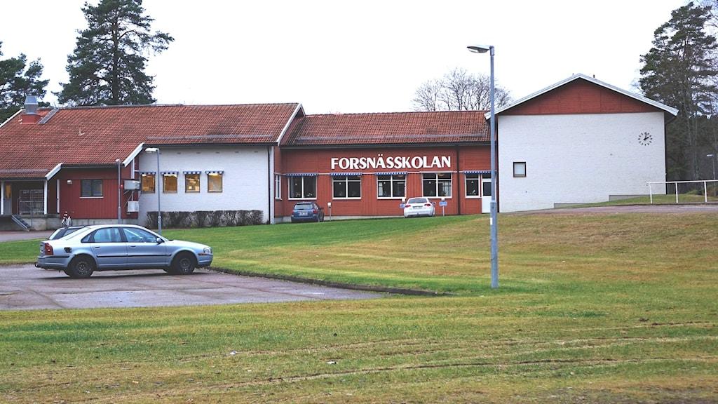 Forsnässkolan i Munkfors. Foto: Munkfors kommun.