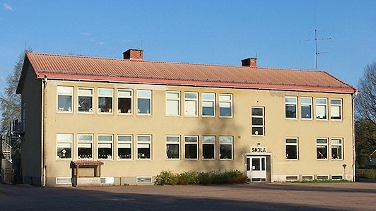 Råda skola. Foto: Hagfors kommun.