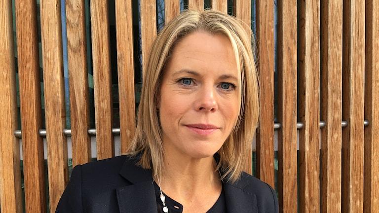 Maria Larsson, professor, omvårdnad