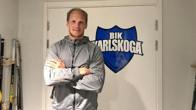 Mikael Karlsson. Foto: Viktoria Svärd Karlsson/Sveriges Radio.
