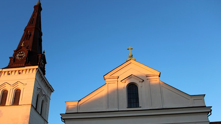 Domkyrkan, Karlstad. Fotograf: Almir Cancarevic/Sveriges Radio