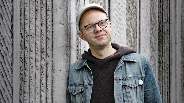 Olof Wretling. Foto: Lars-Gunnar Olsson/Sveriges Radio.