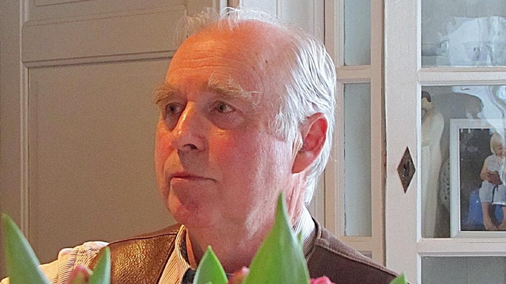 Anders Broman ordförande i Hela Sunne. Foto: Lennart Nordenstein.