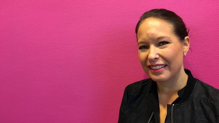 Anna Falk, skolchef i Munkfors kommun.