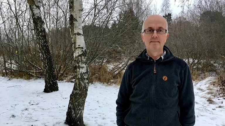 Gunnar Glöersen, rovdjursansvarig i Svenska jägarförbundet.
