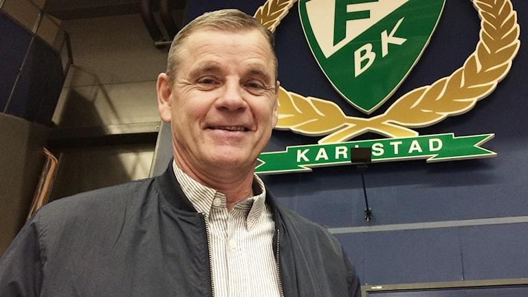 Håkan Loob. Foto: Per Larsson/Sveriges Radio.