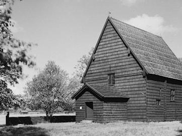 Hör hela inslaget om medeltidskyrkan som återuppstod